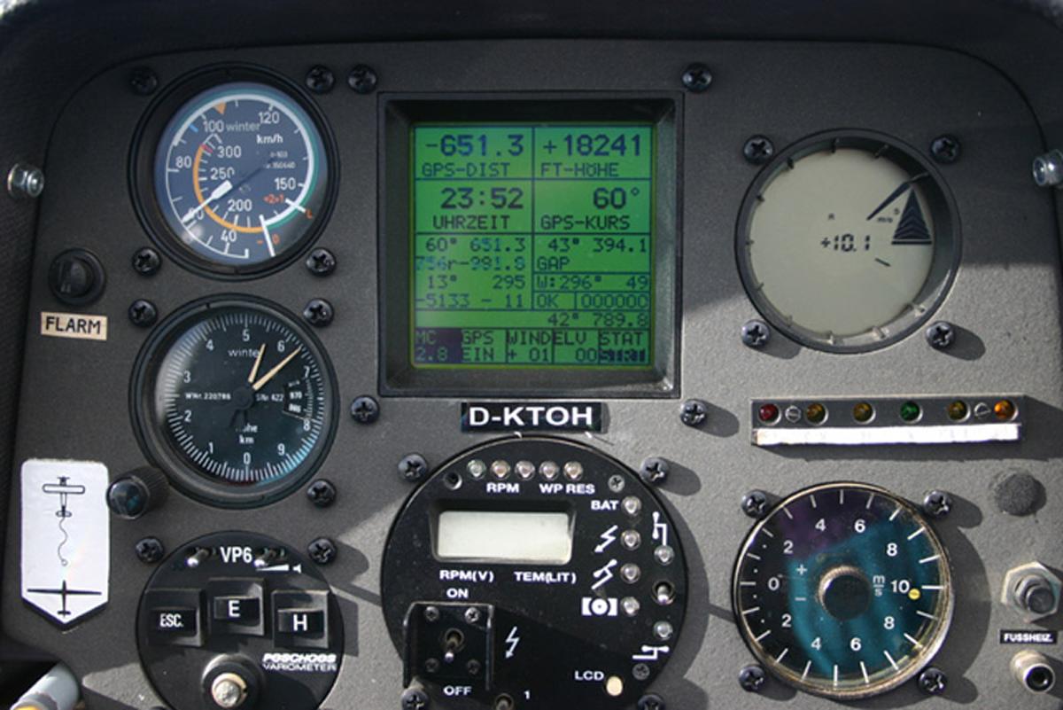 Cockpit-record